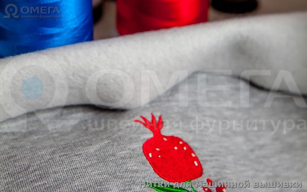 Пример машинной вышивки №10