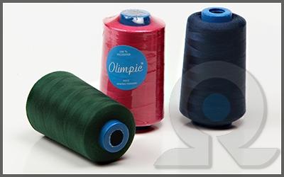 Нитки швейные Olimpic